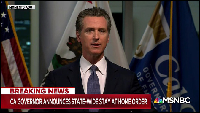 California Gov Wants Economic Stimulus Package For Illegal Aliens