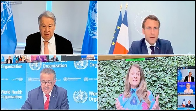 The Rapture Report – UN Secretary General Announces Launch Of New Global Collaborative Plan For COVID-19 Tools