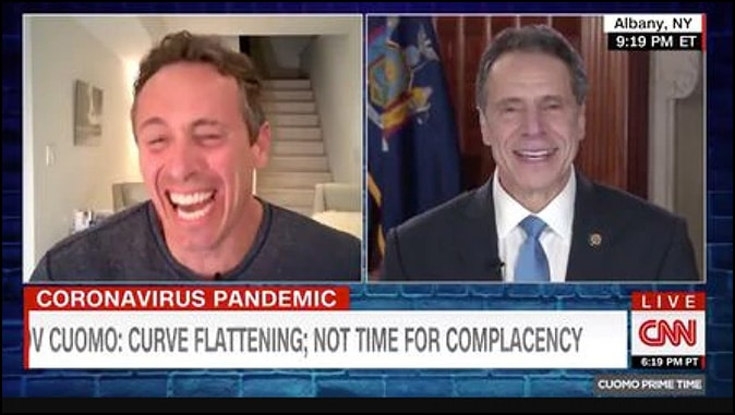 Gov Grandma Killer Cuomo Uses State Site To Sell Poster Dismissing His Grandma-Killing