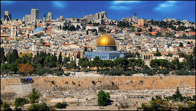 The Rapture Report – U.S. Will Support Israeli Annexation If It Follows Trump Peace Plan