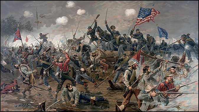 Civil War And The Coming New World Order