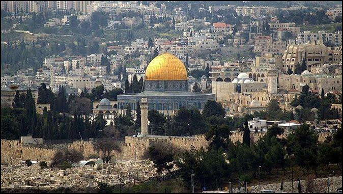 The Quiet Struggle Over Jerusalem's Temple Mount